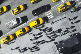 Shadows in NY Photographic Print by Moises Levy