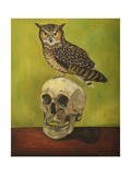 Just Bones 2 Giclee Print by Leah Saulnier