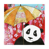 Panda Giclee Print by Jennifer McCully