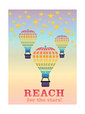 Reach for the Stars Giclee Print by Mindy Howard
