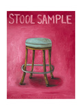 Stool Sample Giclee Print by Leah Saulnier