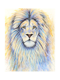 Leo the Lion Giclee Print by Michelle Faber