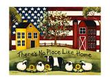 There'S No Place Like Home Giclee-trykk av Laurie Korsgaden
