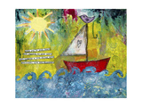 Sail Towards Giclee Print by Jennifer McCully