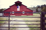 American Barn Photographic Print by Marcus Jules