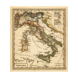 Italy Giclee Print by Marcus Jules