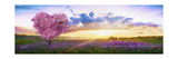 New Beginnings Painted with Text Giclee Print by Jason Bullard