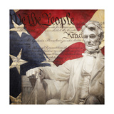 Lincoln Giclee Print by Jason Bullard