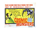 Cosmic Monsters Giclee Print by Marcus Jules