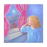 Dreaming on a Star Giclee Print by Judy Mastrangelo