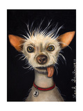 Ugly Dog Giclee Print by Leah Saulnier