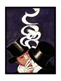 Deco Giclee Print by Vintage Lavoie