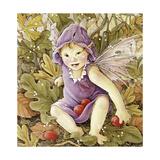 Tuti Fruti Giclee-trykk av Linda Ravenscroft