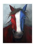 American Spirit Giclee Print by Leah Saulnier