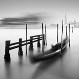 Gondola and Cruice Photographic Print by Moises Levy