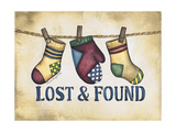 Lost and Found Giclee Print by Laurie Korsgaden