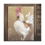 Rooster II Giclee Print by Kory Fluckiger