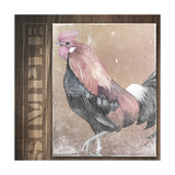 Rooster I Giclee Print by Kory Fluckiger