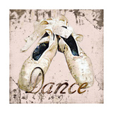 Dance Shoes Giclee Print by Karen Williams