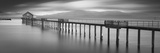 Piers End Pano Photographic Print by Moises Levy