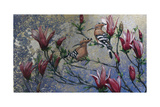 Hoopoe Giclee Print by Michael Jackson