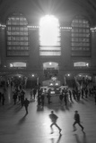 Grand Central 2 Photographic Print by Moises Levy