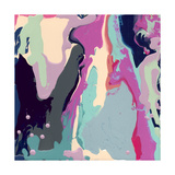 The Pour - Abstract Giclee Print by Jennifer McCully