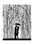 Film Noir Giclee Print by Marc Allante