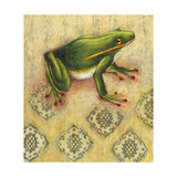 Frog 3 Giclee Print by Rachel Paxton