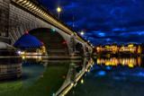 Bridge Photographic Print by Robert Kaler