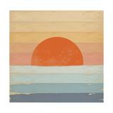 Sunrise over the Sea Giclee Print by Tammy Kushnir