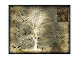 A Raven's World Spirit Tree Giclee Print by  LightBoxJournal