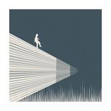 Creative Balance 2 Giclee Print by Tammy Kushnir