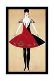 De Feure Deco Giclee Print by Vintage Lavoie