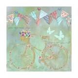 You Spread Joy Giclee Print by Tina Lavoie