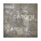 Garden II Giclee Print by Kory Fluckiger