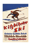 Waldekitzbueheler Giclee Print by  Vintage Apple Collection