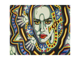Egypt Giclee Print by  Abstract Graffiti