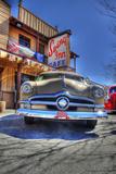 Vintage Car Photographic Print by Robert Kaler