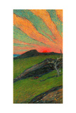 Sunset Giclee Print by Karl Nordstrom