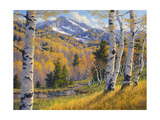 October Giclee Print by Randy Van Beek