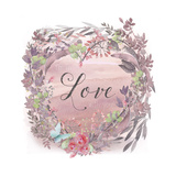 Love Giclee Print by Tina Lavoie