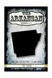 States Brewing Co Arkansa Giclee Print by  LightBoxJournal