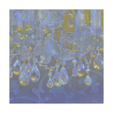 Champagne Ballroom Abbreviated Giclee Print by Tina Lavoie