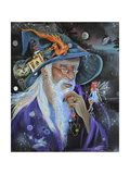 It's a Kinda of Magic Giclee Print by Sue Clyne