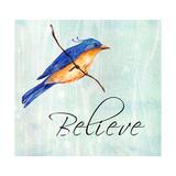 Bird Inspiration III Giclee Print by  Irina Trzaskos Studio
