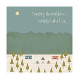 Traveling the World Giclee Print by Tammy Kushnir