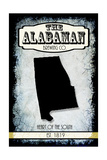 States Brewing Co Alabama Giclee Print by  LightBoxJournal
