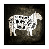 Butcher Shop IV Giclee Print by  LightBoxJournal