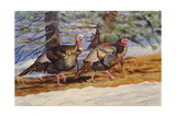 The Boys Giclee Print by Rusty Frentner